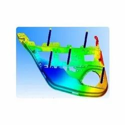 Plastic Mold Flow Analysis Service Mould, Preferred Audit Location: Off-Site Testing