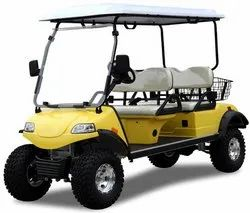 Front Facing Four Seater Electric Golf Cart