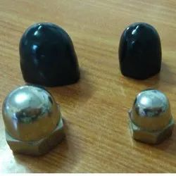 PVC Dome Nut Cap