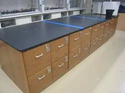 Laboratory Wooden Storage