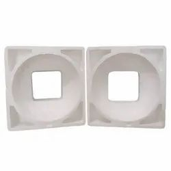 White Thermocol Packing