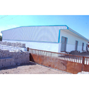 Industrial Ms Prefabricated Shed