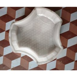 White Paver Plastic Mould
