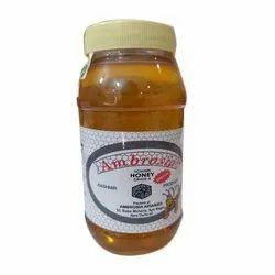 1 Kg Ambrosia Grade A Special Acacia Honey, Packaging Type: Plastic Jar
