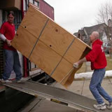 Product Unloading Services