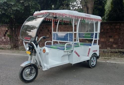 E-Vahaan E Vahaan Electric Rickshaw, Uttar Pradesh