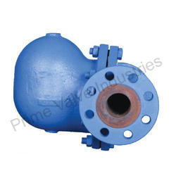 Cast Steel Ball Float Steam Trap Valve Ft 20