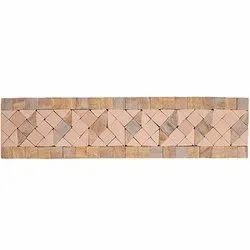 Capstona E-Cross Teak Borders Tiles