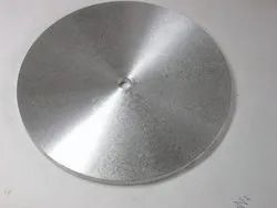 Base Plate For Grinding Or Grit Laps, Size: 20 *20*2 Cm