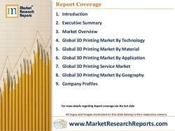 Research Report Printing Service