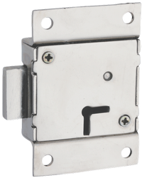 Jainson Locks Drawer Universal Cupboard Lock, Stainless Steel, Packaging Size: 300