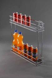 2 Shelf Pullout/ Organiser