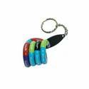 Tangle Keychain