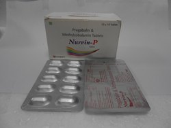 Pregabalin & Methylcobalamin Tablets