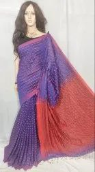 Fish design handlom saree