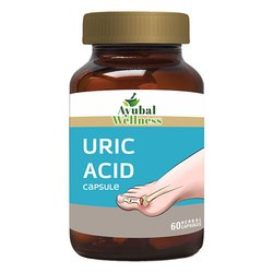 Uric Acid Capsule (Help in Neurological Disorder)