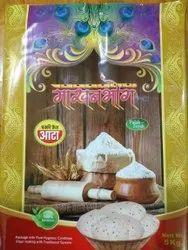 Nitin Kumar Gaurishanker Indian Chakki Aata Fresh Aata, 3 Month, Packaging Type: Packet