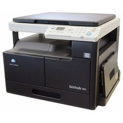 50-200% In 1% Steps Konica Minolta BH 185 Photocopy Machine