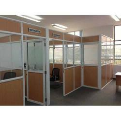 Office Cabin Glass