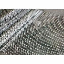 Tirupati Galvanized Chain Link Net
