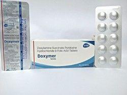 Doxylamine Succinate  Pyridoxine HCL Folic Acid Tablets
