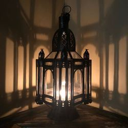 Gypsy Clear Medium Lamp