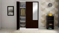 Godrej Interio 3 Door Steel Almirah, For Home