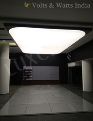 Car Showroom Ceiling