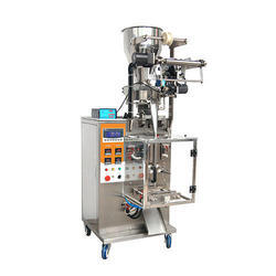Pouch Packing Machine with Weight System