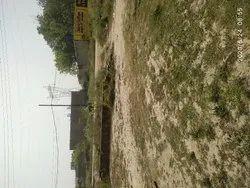 Plot Near National Highway
