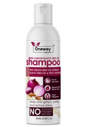 Herbal White Oneway Happiness Onion Shampoo 100ml, For Hair, Age Group: Adults