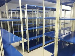 Slotted Angle Rack For Storage