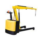 Electro Hydraulic Battery Operated Floor Crane