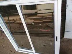 Aluminium silding window 3/4 2track, 3/4 sec