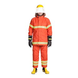 Polyester Fire Suit, Size: Free Size