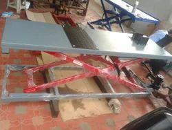 Hydraulic Service Table