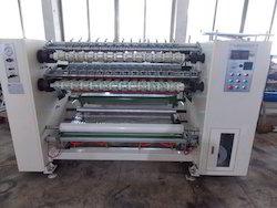 Plain Tape Cutting Machine