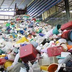 高清塑料废料