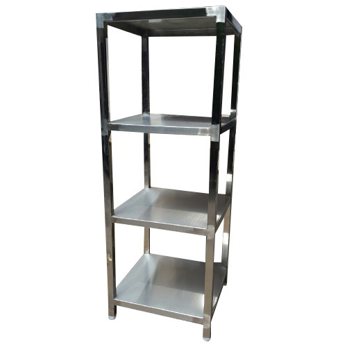 Industrial SS Storage Rack