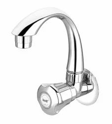 Chrome Plated Plastic Kitchen Sink Tap