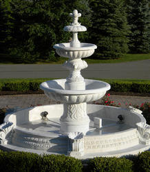 Sand Stone Decorative Outdoor Fountains