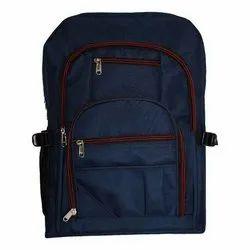 Polyester Plain Fancy School Bag