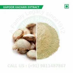 Kapoor Kachari Extract (Hedychium Spicatum, Sandharlika,Spiked Ginger Lily, Perfume Ginger)