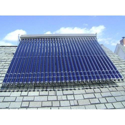 Roof Top Industrial Solar Heating Solutions
