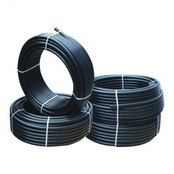Round Head HDPE Coil Pipe