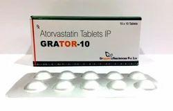 Atorvastatin 10 Mg Tablet
