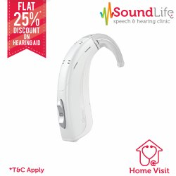 Widex Unique Fashion 110 BTE Hearing Aid