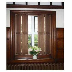 Solid Wooden Window