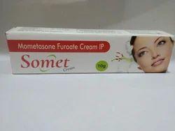 Mometasone Furoate Cream IP, 10 gm, Packaging Type: Tube