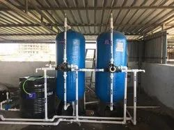 SS Water Demineralization Plant